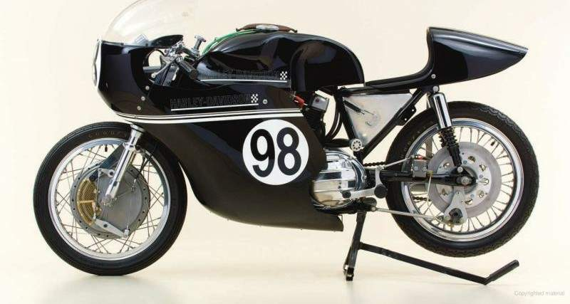 Harley Davidson XR-TT 750 70